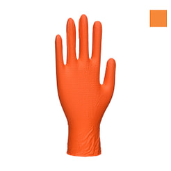 Manusi de unica folosinta Orange HD Portwest A930 ( set 100 bucati )