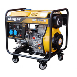 Generator Diesel Stager YDE6500E
